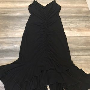 Betsey Johnson Dresses - BETSY JOHNSON SEXY Layered Ruffled High Low Hem